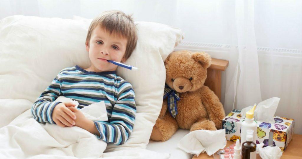 Mon enfant est souvent malade, que faire ?