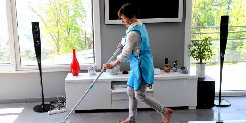 Faire confiance à sa femme de ménage
