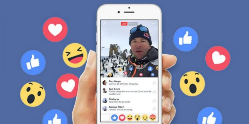 7 raisons de faire un Facebook Live