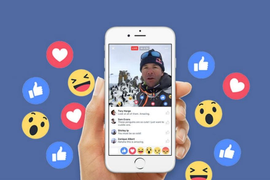 7 raisons de faire un Facebook Live